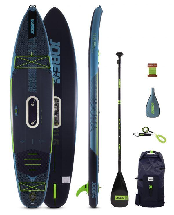 Jobe E-Duna 11.6 aufblasbares SUP-Board mit Elektroantrieb