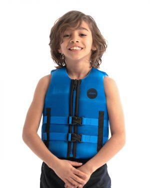 Jobe Neopren Schwimmweste Kinder Blau